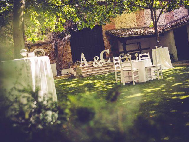 La boda de Álvaro y Cristina en Rivas-vaciamadrid, Madrid 40