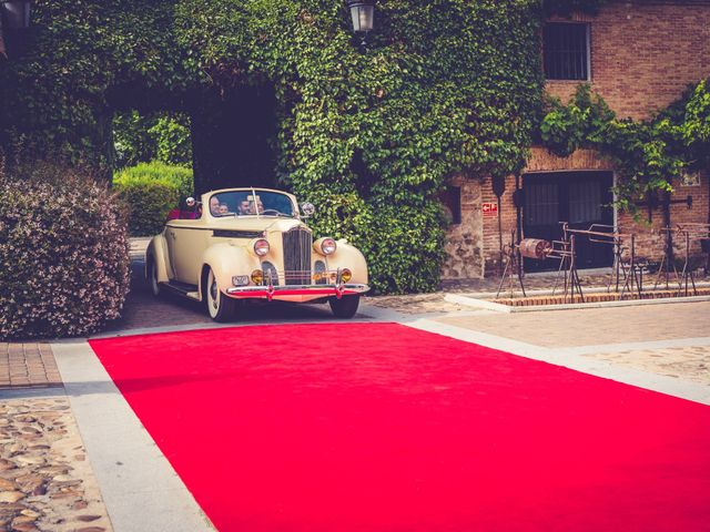 La boda de Álvaro y Cristina en Rivas-vaciamadrid, Madrid 44