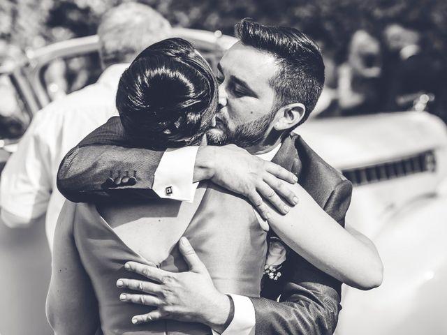 La boda de Álvaro y Cristina en Rivas-vaciamadrid, Madrid 46