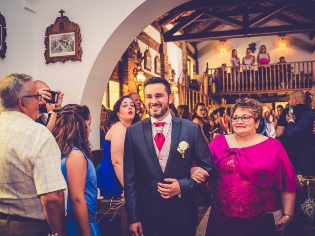 La boda de Álvaro y Cristina en Rivas-vaciamadrid, Madrid 48