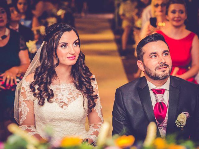 La boda de Álvaro y Cristina en Rivas-vaciamadrid, Madrid 53
