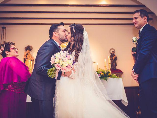 La boda de Álvaro y Cristina en Rivas-vaciamadrid, Madrid 57