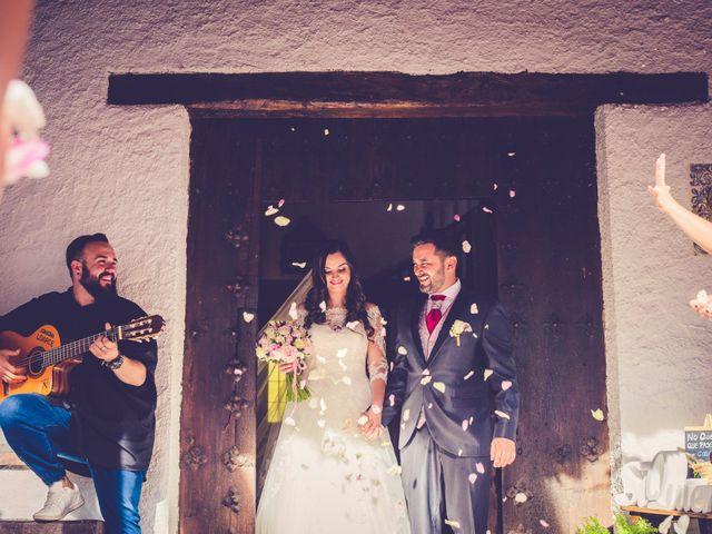 La boda de Álvaro y Cristina en Rivas-vaciamadrid, Madrid 58
