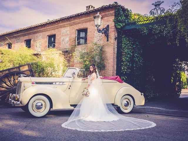La boda de Álvaro y Cristina en Rivas-vaciamadrid, Madrid 59