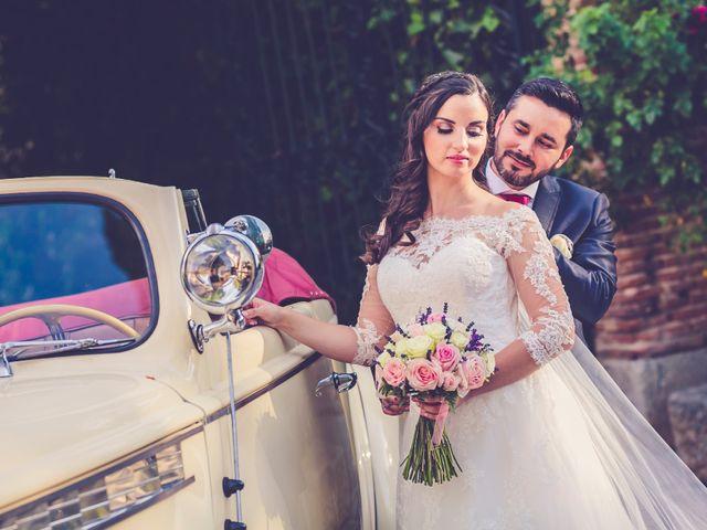 La boda de Álvaro y Cristina en Rivas-vaciamadrid, Madrid 60
