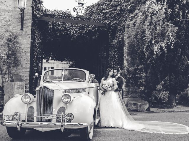 La boda de Álvaro y Cristina en Rivas-vaciamadrid, Madrid 61