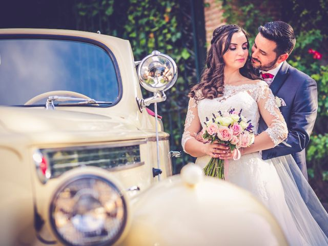 La boda de Álvaro y Cristina en Rivas-vaciamadrid, Madrid 62