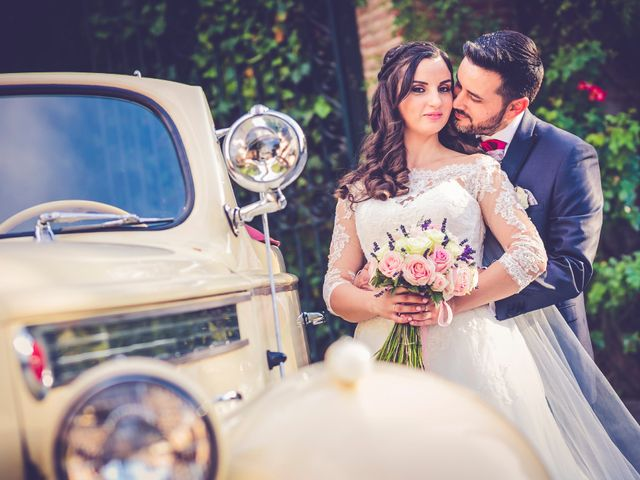 La boda de Álvaro y Cristina en Rivas-vaciamadrid, Madrid 63