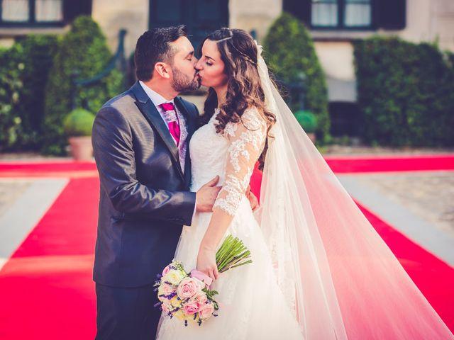 La boda de Álvaro y Cristina en Rivas-vaciamadrid, Madrid 67