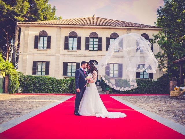 La boda de Álvaro y Cristina en Rivas-vaciamadrid, Madrid 68