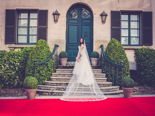 La boda de Álvaro y Cristina en Rivas-vaciamadrid, Madrid 1