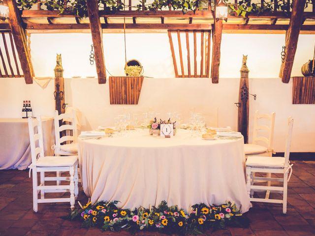 La boda de Álvaro y Cristina en Rivas-vaciamadrid, Madrid 75