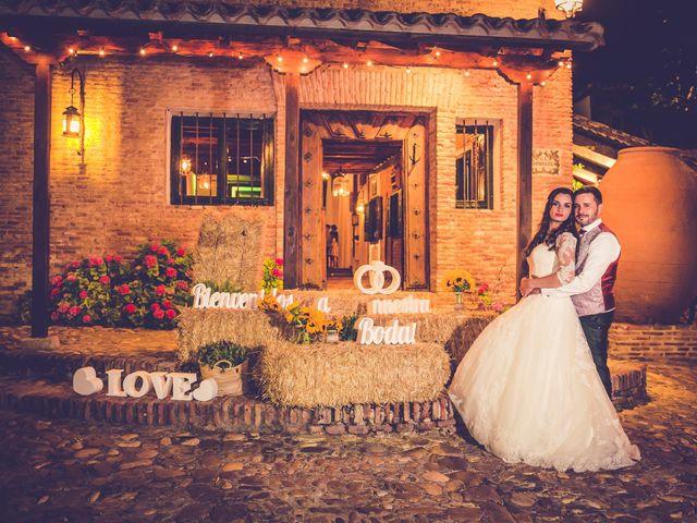 La boda de Álvaro y Cristina en Rivas-vaciamadrid, Madrid 2