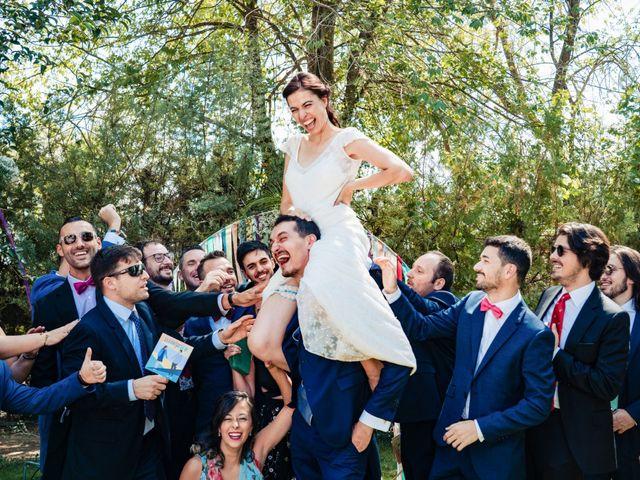 La boda de Elena y Josevi