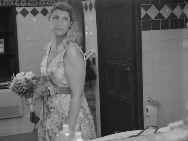 La boda de Oscar y Estefania en Torroella De Montgri, Girona 7