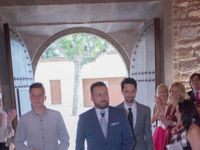 La boda de Oscar y Estefania en Torroella De Montgri, Girona 11