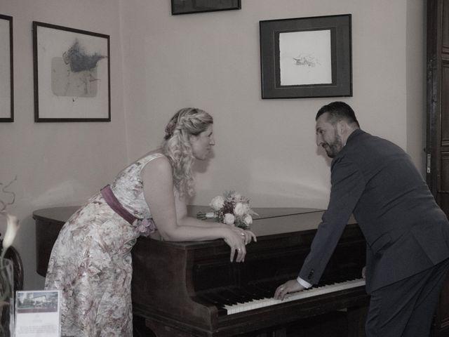 La boda de Oscar y Estefania en Torroella De Montgri, Girona 30
