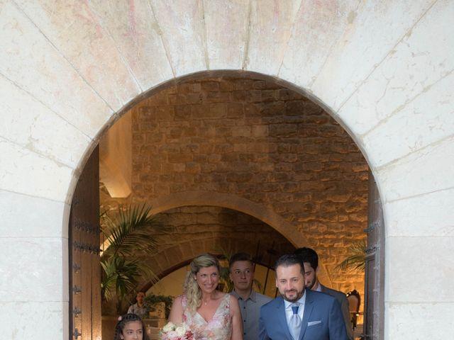 La boda de Oscar y Estefania en Torroella De Montgri, Girona 17