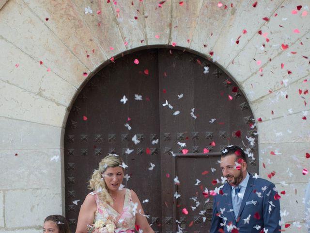 La boda de Oscar y Estefania en Torroella De Montgri, Girona 18