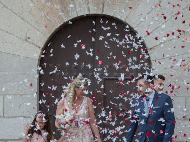 La boda de Oscar y Estefania en Torroella De Montgri, Girona 19