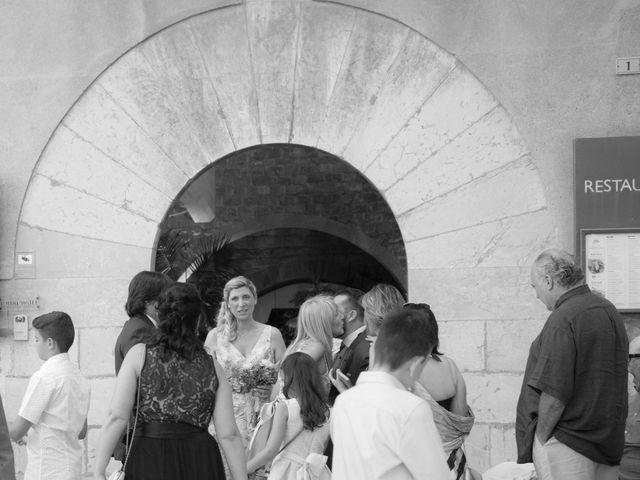 La boda de Oscar y Estefania en Torroella De Montgri, Girona 20
