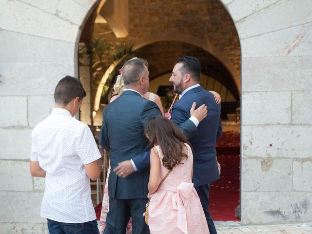La boda de Oscar y Estefania en Torroella De Montgri, Girona 21