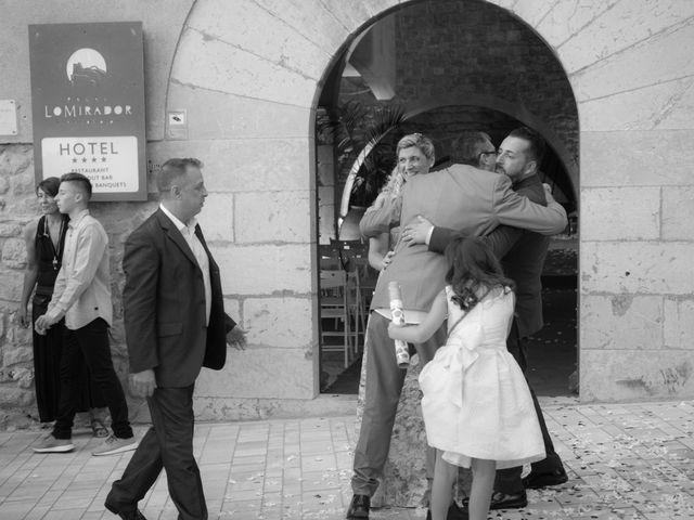 La boda de Oscar y Estefania en Torroella De Montgri, Girona 22