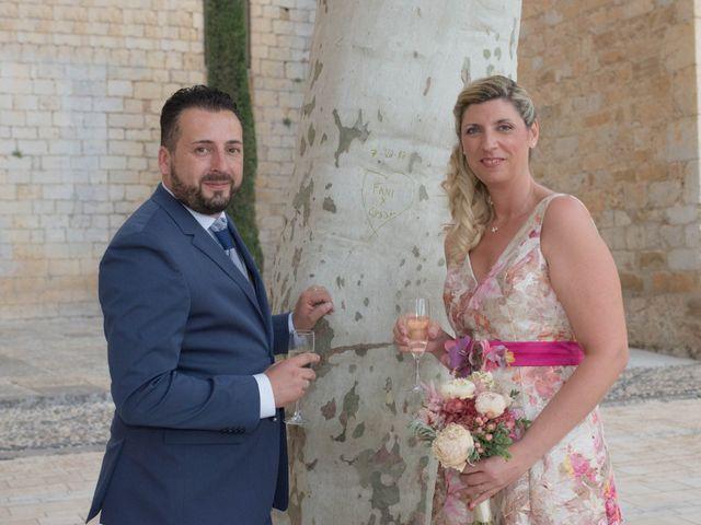 La boda de Oscar y Estefania en Torroella De Montgri, Girona 23