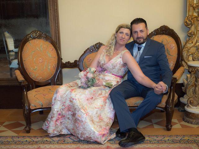 La boda de Oscar y Estefania en Torroella De Montgri, Girona 24
