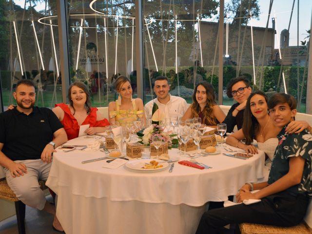 La boda de Oscar y Estefania en Torroella De Montgri, Girona 28