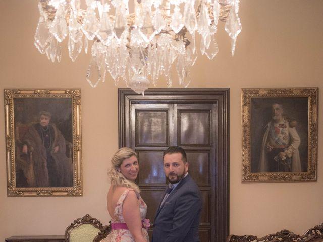 La boda de Oscar y Estefania en Torroella De Montgri, Girona 31