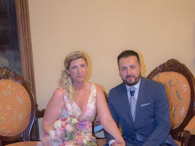 La boda de Oscar y Estefania en Torroella De Montgri, Girona 33