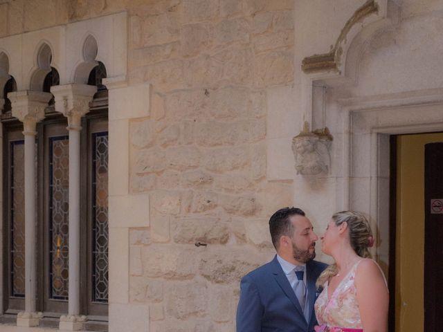 La boda de Oscar y Estefania en Torroella De Montgri, Girona 36