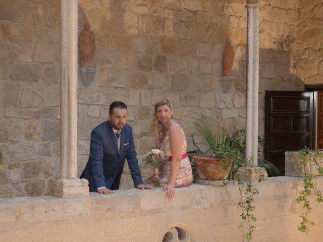 La boda de Oscar y Estefania en Torroella De Montgri, Girona 37