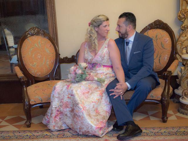 La boda de Oscar y Estefania en Torroella De Montgri, Girona 38