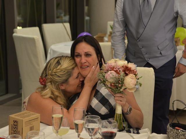 La boda de Oscar y Estefania en Torroella De Montgri, Girona 43