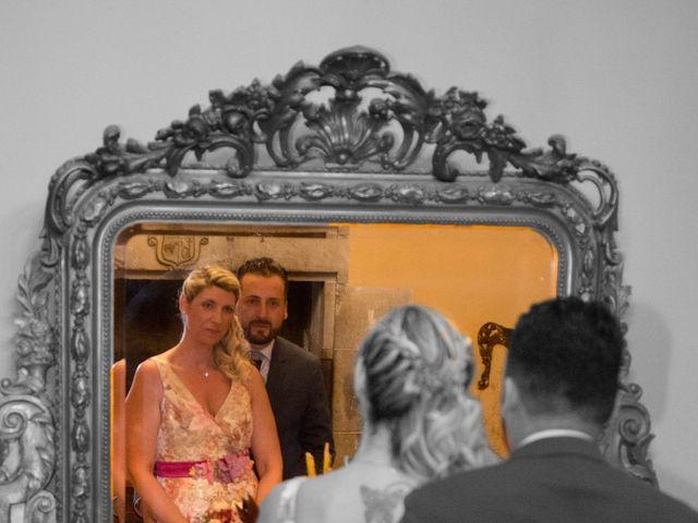 La boda de Oscar y Estefania en Torroella De Montgri, Girona 16
