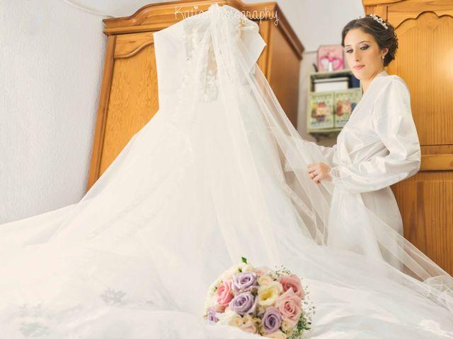 La boda de Andrés y Macarena en Almería, Almería 2