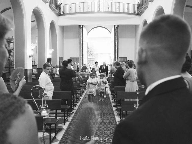La boda de Andrés y Macarena en Almería, Almería 13