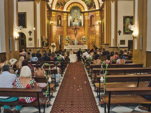 La boda de Andrés y Macarena en Almería, Almería 14