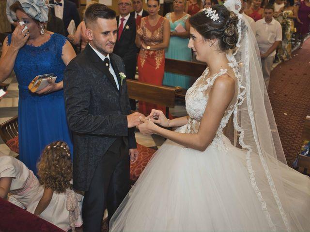 La boda de Andrés y Macarena en Almería, Almería 15