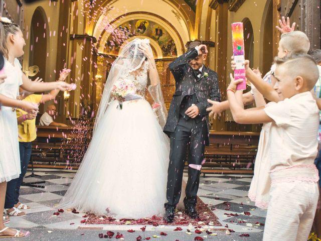 La boda de Andrés y Macarena en Almería, Almería 16