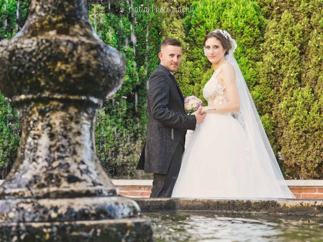 La boda de Andrés y Macarena en Almería, Almería 18