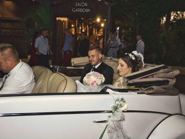 La boda de Andrés y Macarena en Almería, Almería 19