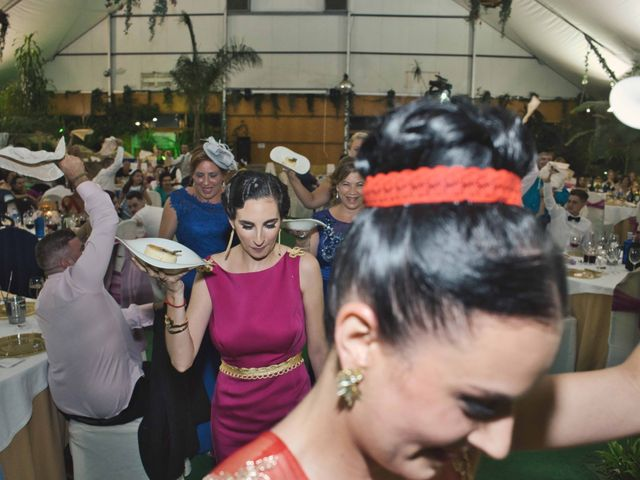 La boda de Andrés y Macarena en Almería, Almería 20