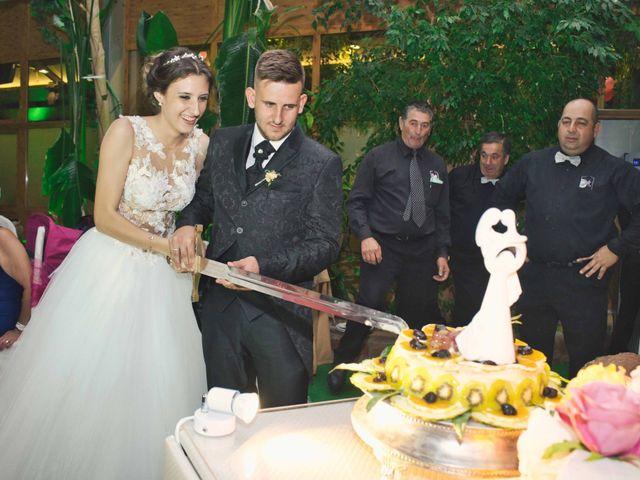 La boda de Andrés y Macarena en Almería, Almería 22