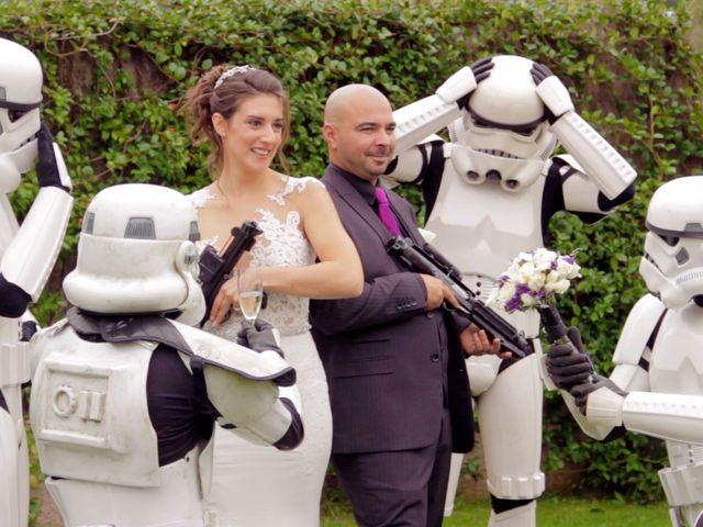La boda de Clara y Jordi