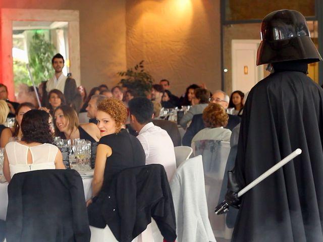 La boda de Jordi y Clara en Sant Cugat Del Valles, Barcelona 2