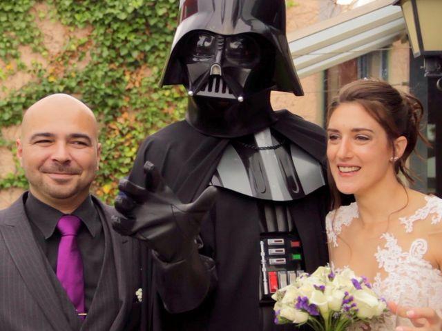 La boda de Jordi y Clara en Sant Cugat Del Valles, Barcelona 8
