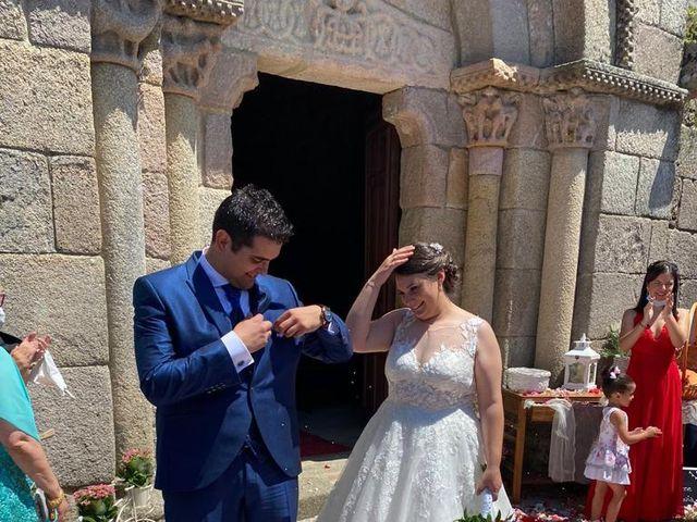La boda de Carlos y Sandra en Barbadelo, Lugo 8